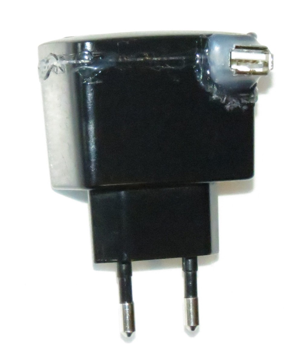 Convierte un cargador de teléfono móvil (o celular) viejo en un cargador USB